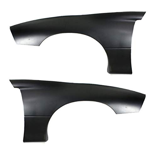 Partomotive For CAPA 93-97 Chevy Camaro Front Fender Quarter Panel Left Right Side SET PAIR