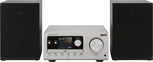 IMPERIAL DABMAN i300 CD – Micro HiFi Stereo System met (DAB, DAB+, FM, internetradio, UPNP, cd-speler, bluetooth…