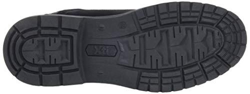 negro negro Xti 48154 classici stivaletti neri e stivali xYZwqZ0C