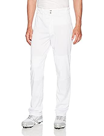 WILSON Men's Classic Relaxed Fit Baseball Pant, Mens, WTA433000, White, Small