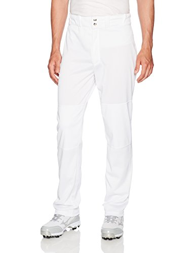 - Wilson Men's Classic Relaxed Fit Baseball Pant, White, Small