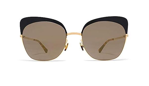 Mykita Gafas de Sol ANNELI SHINY GOLD MATTE BLACK/BRILLANT ...
