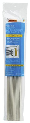 Frost King AC18H Air Conditioner Side Panel Kit, 2-Pack