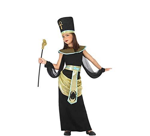 Atosa-56834 Disfraz Egipcia, Color Negro, 5 a 6 años (56834 ...