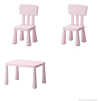 Mammut Ikea S Children S Table Light Pink Children S Chair
