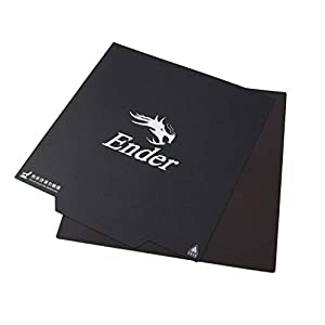 CHPOWER Creality Ender 3 Magnetic Build Surface, Removable Ultra-Flexible 3D Printer Heated Bed Cover 235X235MM by CHPOWER