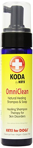 Koda Omni Clean Natural Therapeutic Foaming Shampoo for Pets