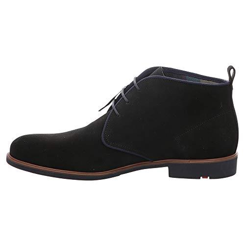 schwarz 0 Lloyd Desert Boots Schwarz Uomo Stivali Garrick vfq1Y