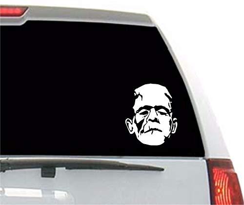 """POPCultureSigns Frankenstein Universal Monsters Horror Halloween Vinyl Decal Car Laptop 6"""""""