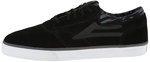 LAKAI Skate Shoes GRIFFIN BLACK/GRAY