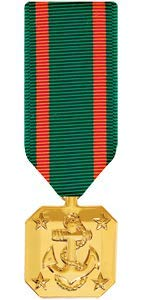 - Medals of America Navy and Marine Corps Achievement Medal Miniature Anodized