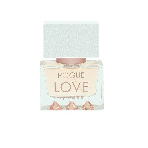 Rihanna Rogue Love Eau de Parfum Spray for Women, 1 Ounce