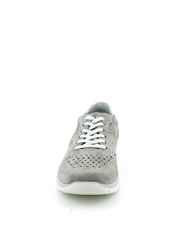 nabuk Memory in 43 Sneaker con N IGI Foam Grigio amp;CO Traforata CWq0xUwtE