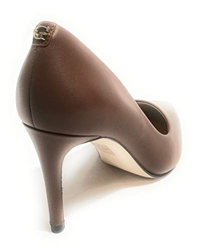 Cognac lea08gjcogn Tacco Ii061flbe74 scarpe Cuoio Lea08gjcogn Con Guess Donna Flbe74 Jeans qZxvwzf