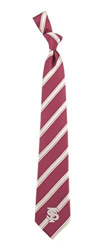 (Florida State Seminoles Striped Woven Poly Tie )
