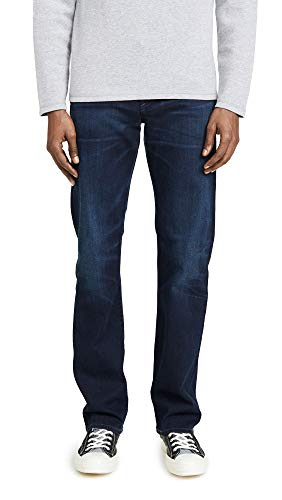 Citizens of Humanity Men's Sid Classic Straight Jeans in Miles Wash, Miles, Blue, 32 from Citizens of Humanity