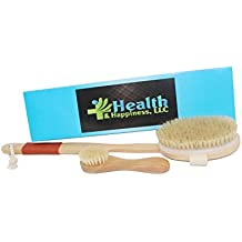 Dry/Wet Body and Face Brush