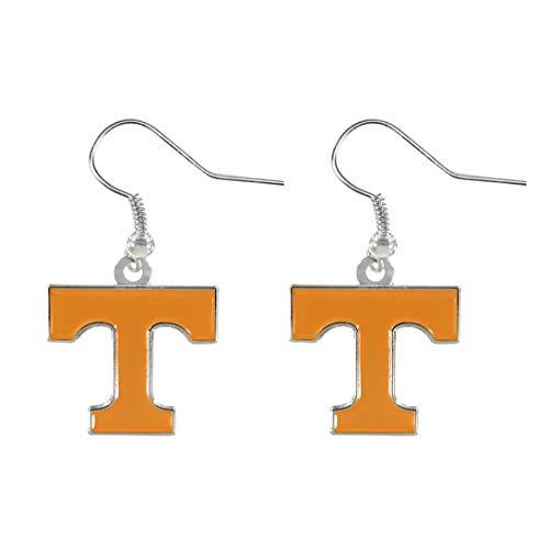NCAA Tennessee Volunteers Logo Dangler Earrings