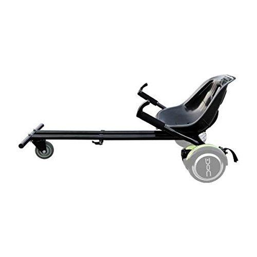 Nilox - Asiento con ruedas Doc kart para hoverboard ...
