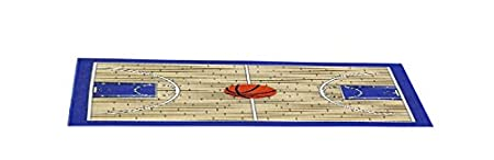 33x5 Furnish my Place 695 Blue 3x5 Basketball Court Kids Area Rug