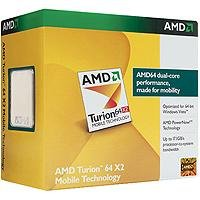 Amd Turion 64 X2 Mobile Technology TL-56 1.8 Ghz (Mobile) -