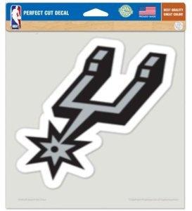 NBA San Antonio Spurs Die-Cut Color Decal, 8