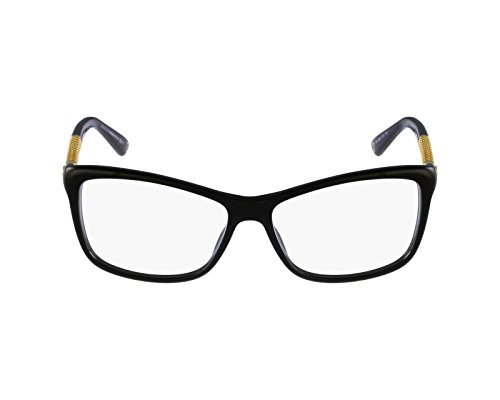 GUCCI Eyeglasses 3695 02Xt Black / Gold - Gucci Glasses Black Gold And