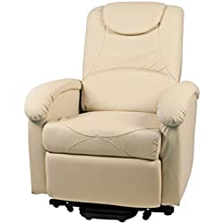 Migliori poltrone relax per anziani guida agli acquisti for Poltrone per anziani amazon