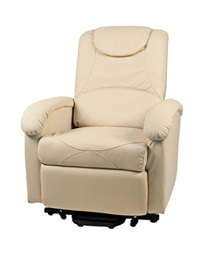 Migliori poltrone relax per anziani guida agli acquisti for Poltrone finta pelle