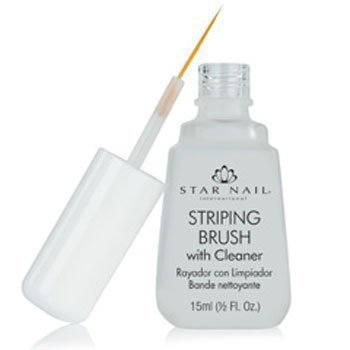 Amazon Star Nail Cinapro Striping Brush With Cleaner Health