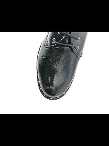 Divine Flats Black Women's Follie Loafer w006ArxSq