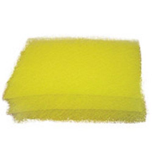 Chemco, 2020250T12, 20''x20''x2'' T-12 Fiberglass Paint Arrestor Pads 250/Case