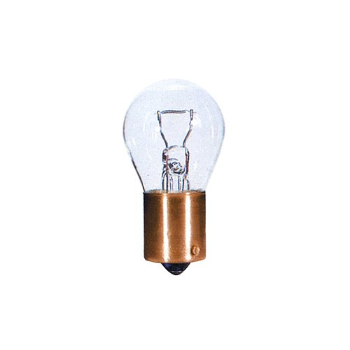 ingle Contact Bayonet 12.8 Volts 700 Hours Clear High Intensity Lightbulb ()