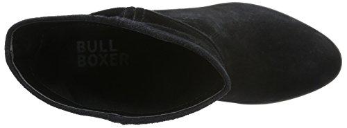 Negro Bullboxer para de Zapatillas Estar por Mujer 849513e6c Blck Casa wPPO8avq