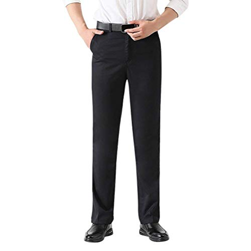 Manguera Cómodo D'affaires Slim Pour Recta Pierna Battercake Pantalon Hommes De D'été Léger Costume Fit Pantalones Le YxwqWtzIZ
