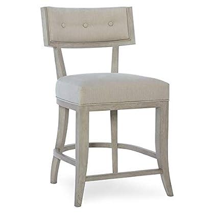Magnificent Amazon Com Hooker Furniture Elixir Klismos Counter Stool Inzonedesignstudio Interior Chair Design Inzonedesignstudiocom