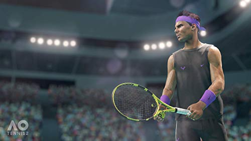 AO Tennis 2 (NSW) - Nintendo Switch 3