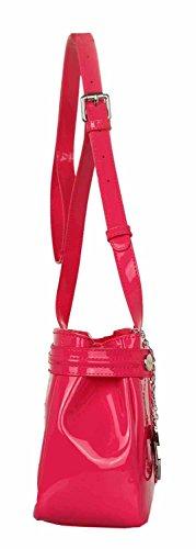 Armani Jeans Femmes Messenger & Cross Body Fuxia 0529C55-PC