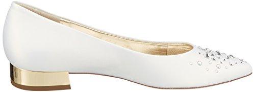 H 5 Bianco 10 Ballerine 2097 Donna gl Perlwei 1rqBw1