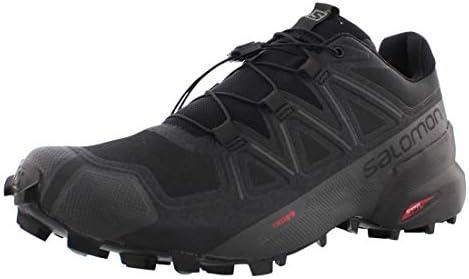 Salomon Men's Speedcross 5 Trail Running Shoe