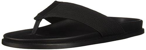 Black Leather Flip Flop - ALDO Men's Craylle Flip-Flop, Black Leather, 7.5 D US
