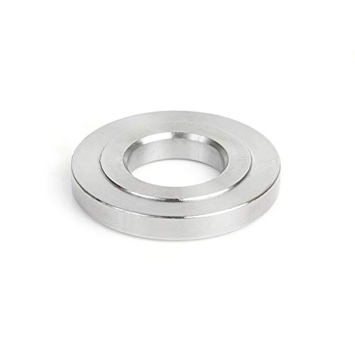 Amana Tool - 67242 High Precision Industrial Steel Spacer (Sleeve Bushings) 1-5/8 Dia x 1