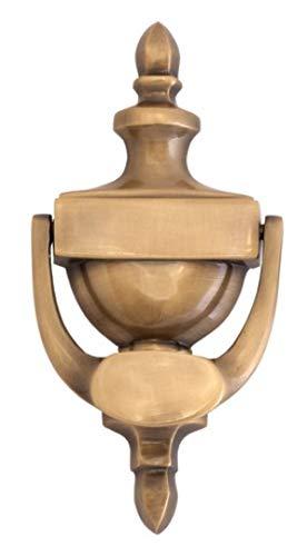 Brass Accents A03-K4003-609 Camden Door Knocker, 7 9/16