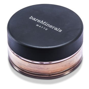 (Bare Escentuals Bare Minerals Matte Foundation Broad Spectrum Spf 15, Medium Tan, 0.21 Ounce / 6 Gram)