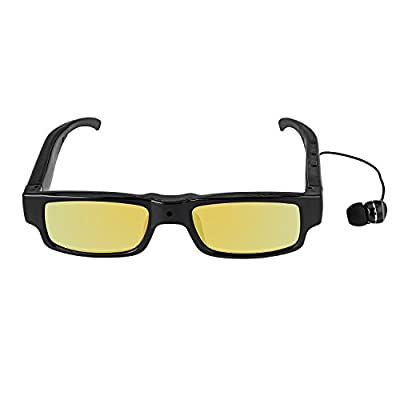 Smart Glasses/SunGlasses With Bluetooth Support Android/iPhone Handsfree Answer Call /Earphone Play Music USB TF Card