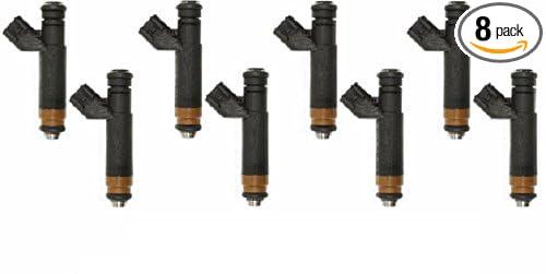 6x OEM Bosch Fuel Injectors for 1999-2010 Hyundai /& Kia I4 V6 Part# 35310-37150