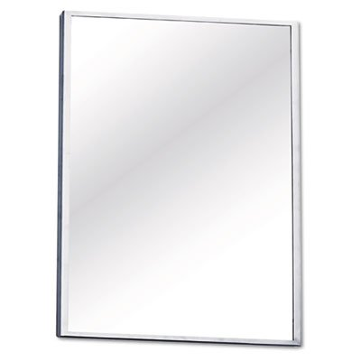 Wall/Lavatory Mirror, 26w x 18'''' h, Sold as 1 Each