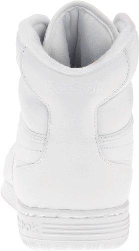 9f217c2cba3f1 Reebok Men s Exofit Hi Clean Logo R12 Sneaker - Import It All