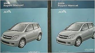 2005 scion xa manual