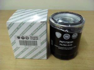 genuine fiat 500 1 2 oil filter genuine fiat part car motorbike. Black Bedroom Furniture Sets. Home Design Ideas